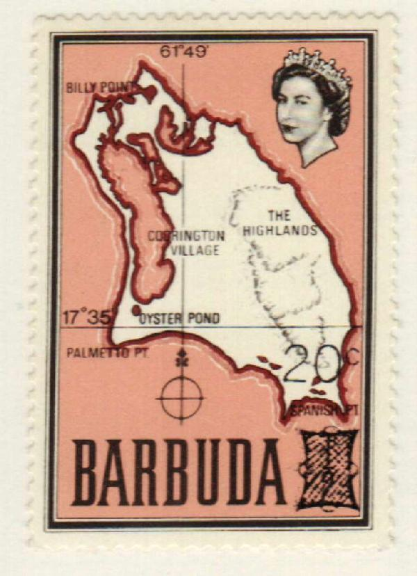 1970 Barbuda