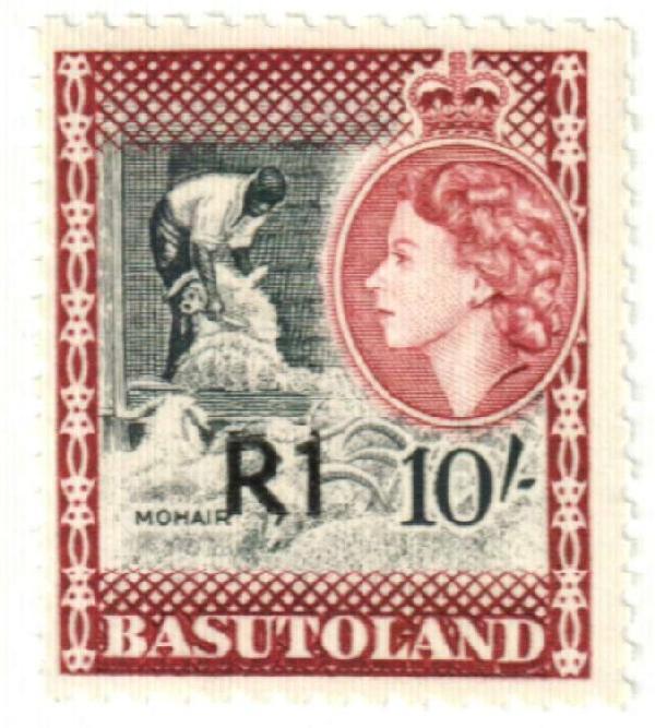 1961 Basutoland