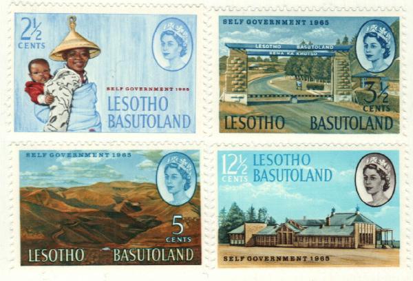 1965 Basutoland