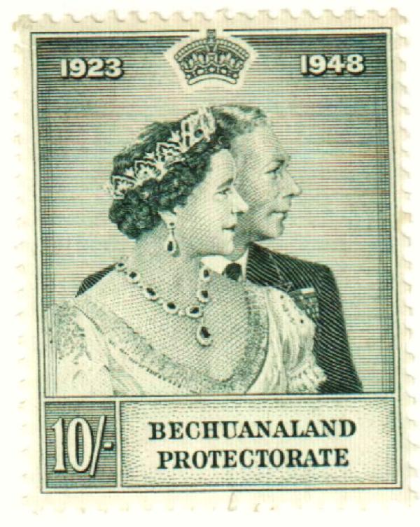 1948 Bechuanaland Protectorate