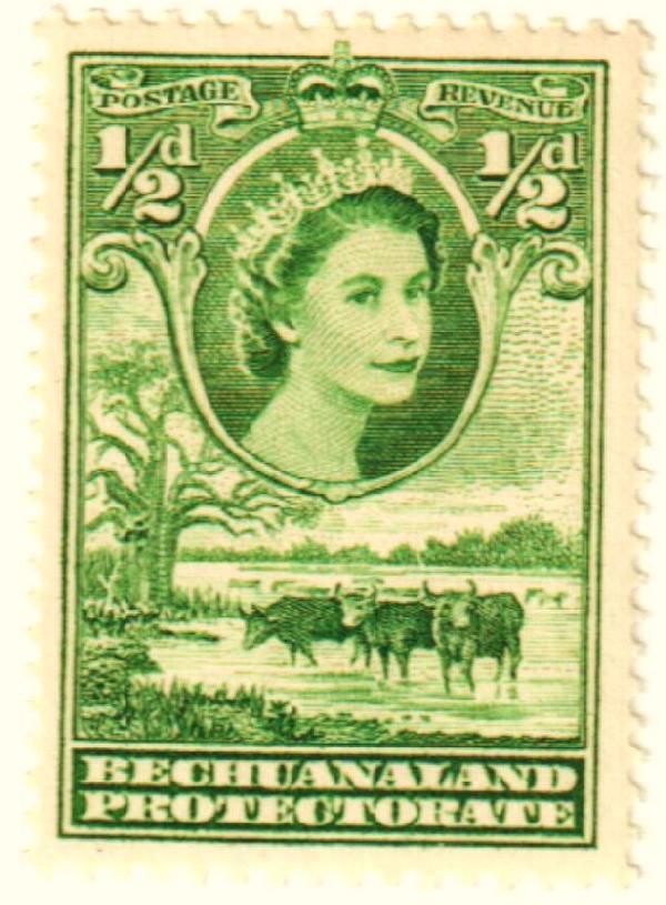 1958 Bechuanaland Protectorate