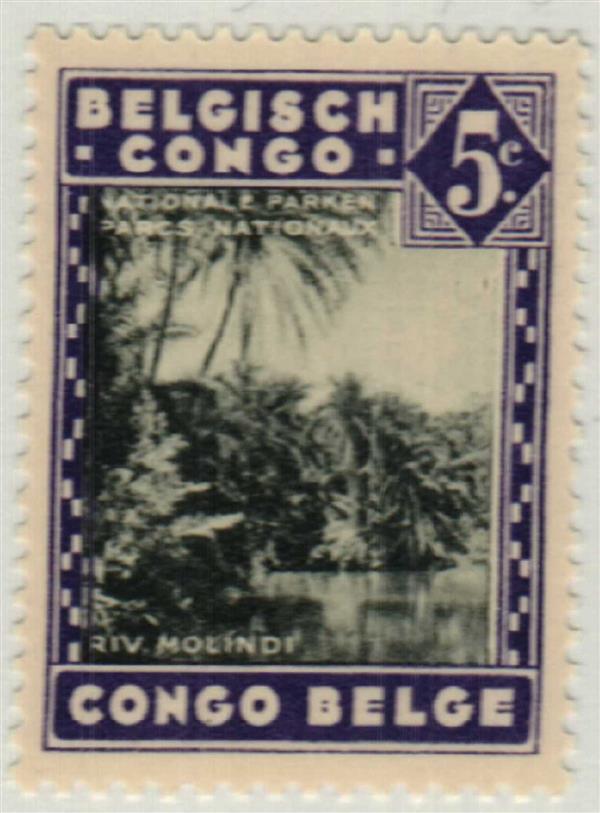 1937 Belgian Congo