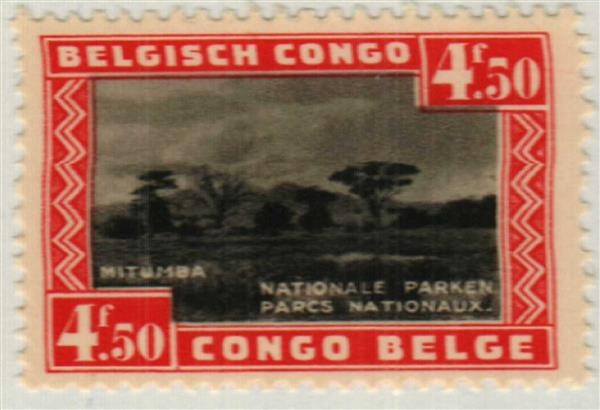 1938 Belgian Congo
