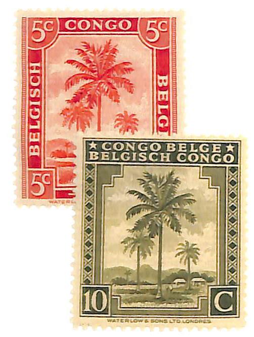 1942 Belgian Congo