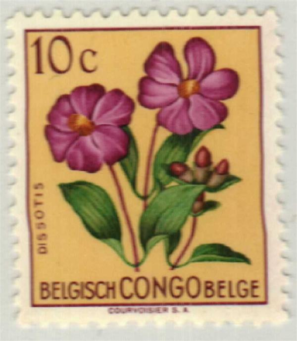 1952 Belgian Congo