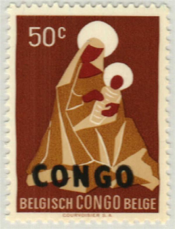 1959 Belgian Congo