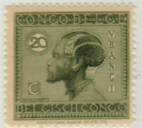 1924 Belgian Congo