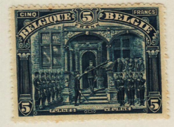 1915 Belgium