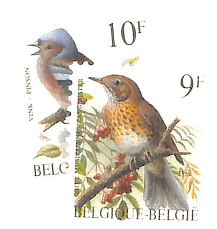 1985-91 Belgium