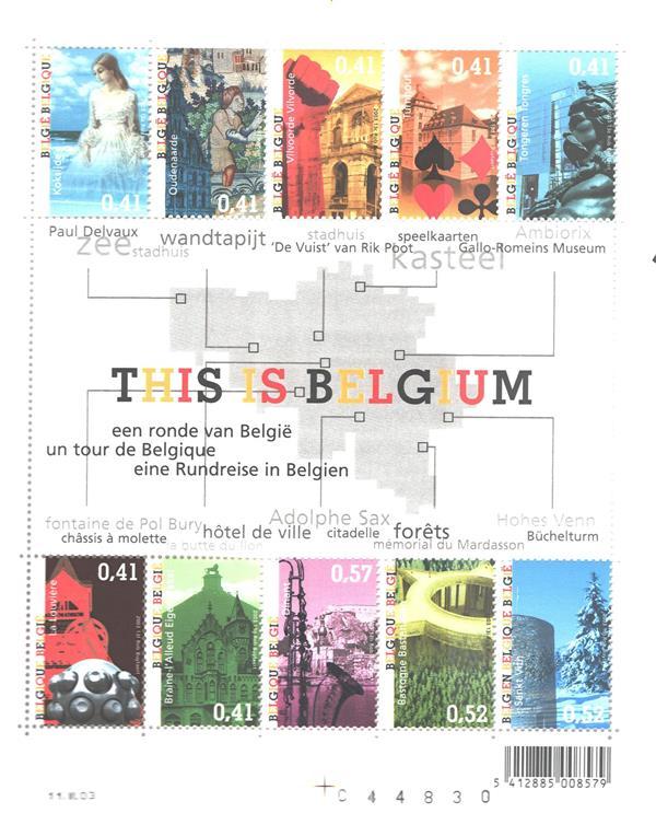 2003 Belgium