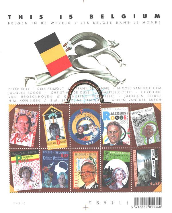 2004 Belgium