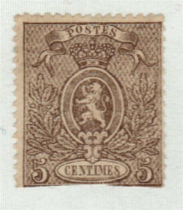 1866 Belgium