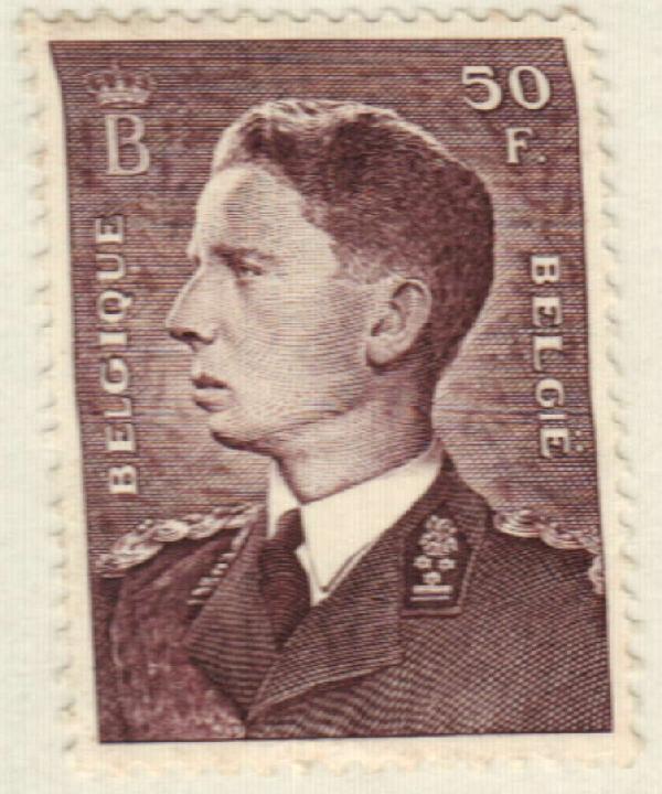 1952 Belgium