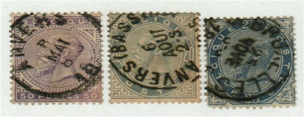 1883 Belgium
