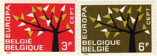 1962 Belgium