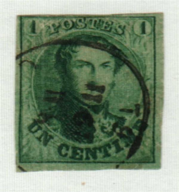 1861 Belgium