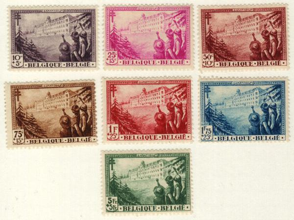 1932 Belgium