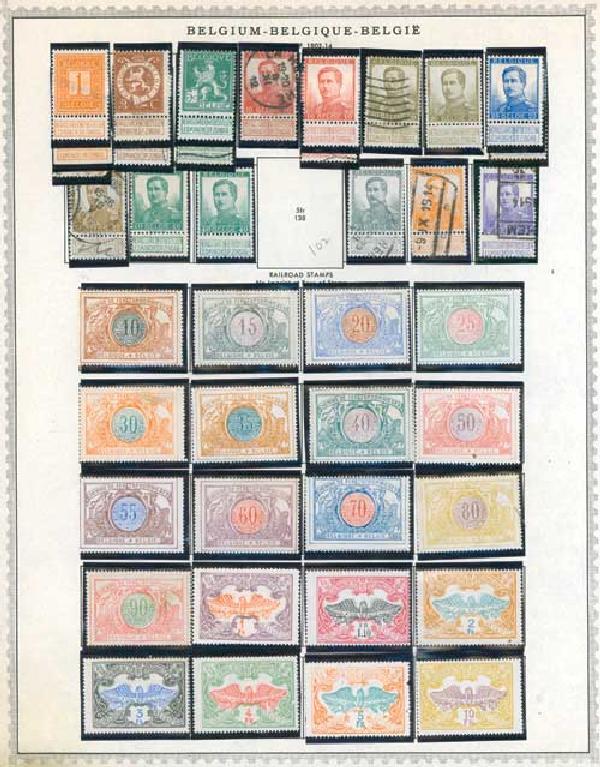 1849-2000  Belgium
