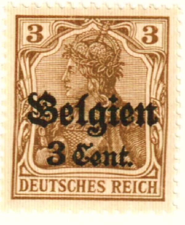 1916 Belgium