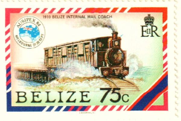 1984 Belize