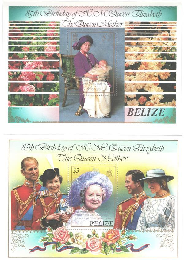 1985 Belize