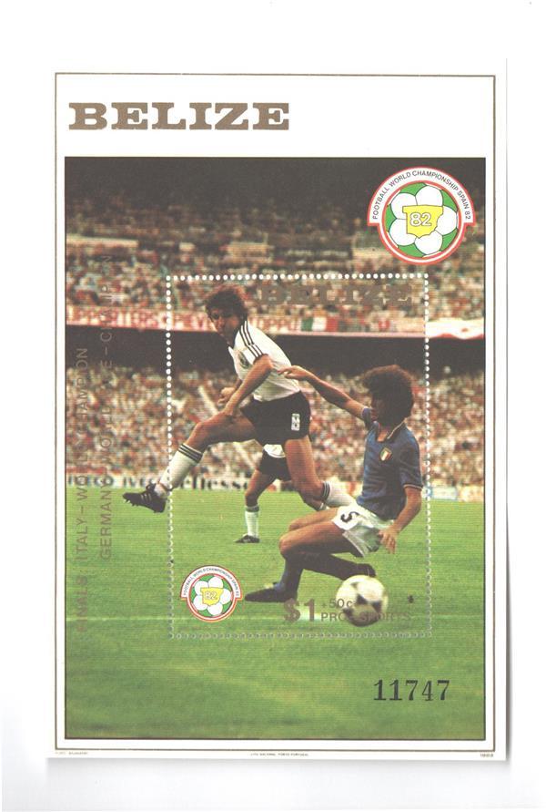 1982 Belize
