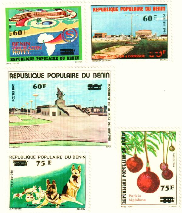 1983 Benin, People's Republic of