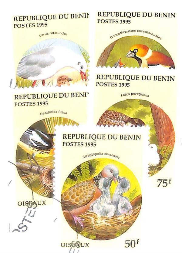 1995 Benin, Peoples Republic of