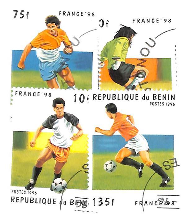 1996 Benin, People's Republic of