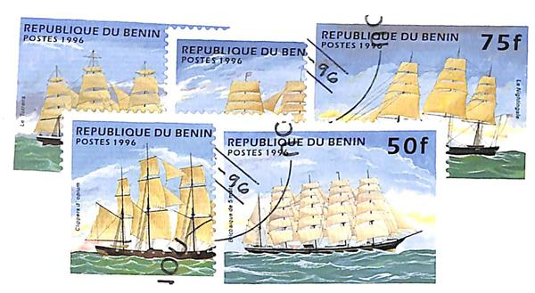 1996 Benin, Peoples Republic of