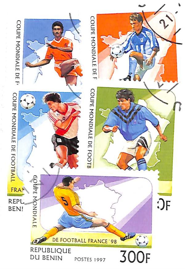 1997 Benin, People's Republic of