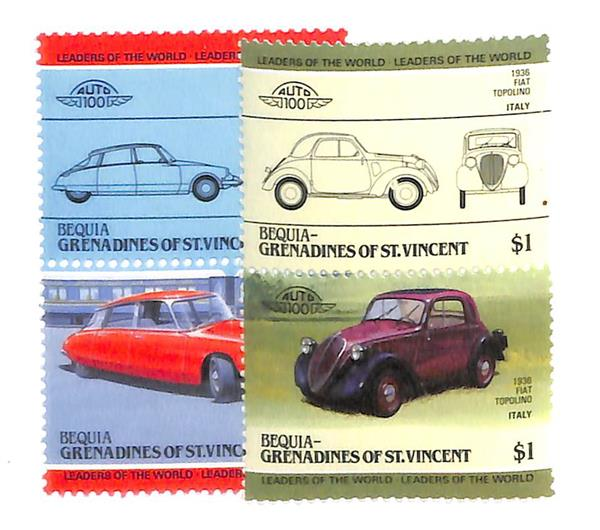 1984-85 Bequia