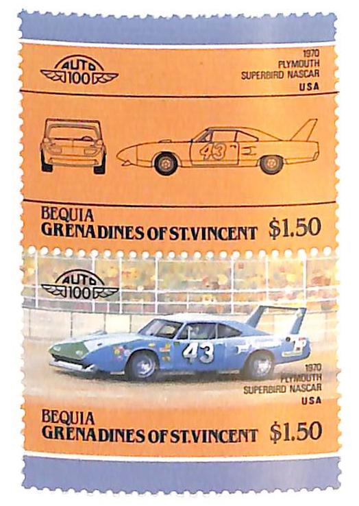 1984-87 Bequia