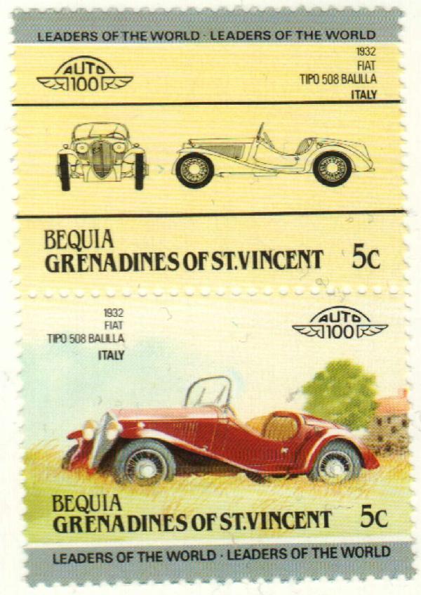 1984 Bequia