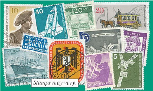 Berlin 95 stamps