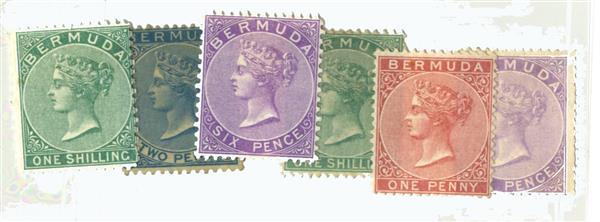 1865-1903 Bermuda