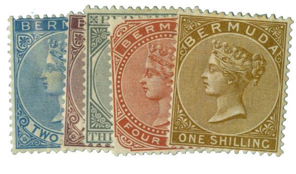 1886-1904 Bermuda