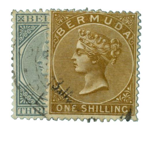 1886-93 Bermuda