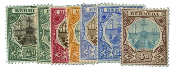 1906-10 Bermuda