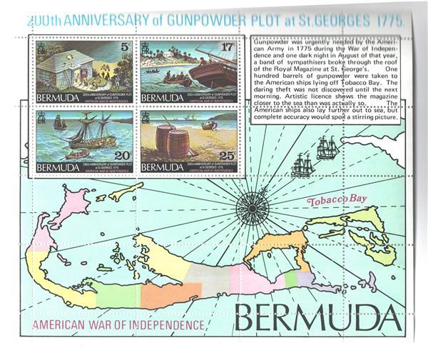 1975 Bermuda