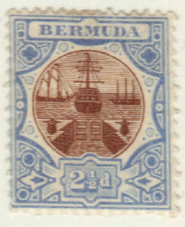 1906 Bermuda