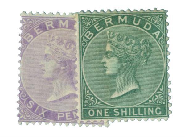 1874-94 Bermuda