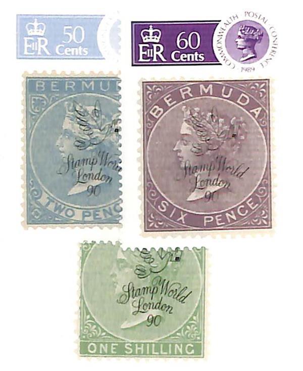 1990 Bermuda