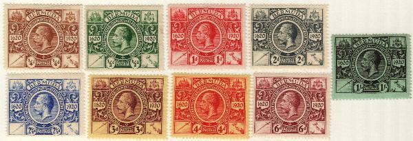 1921 Bermuda