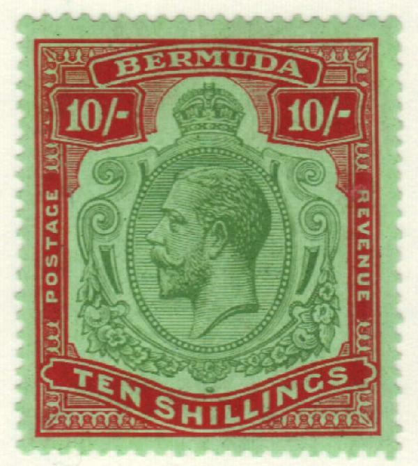 1924 Bermuda
