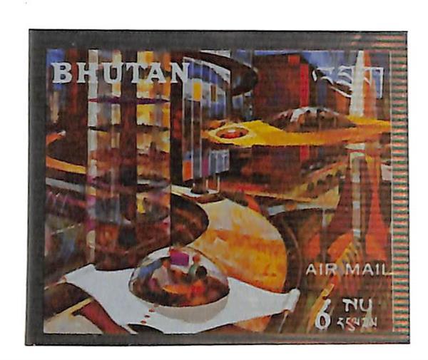 1969 Bhutan