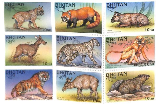 1997 Bhutan