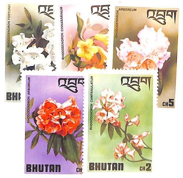 1976 Bhutan