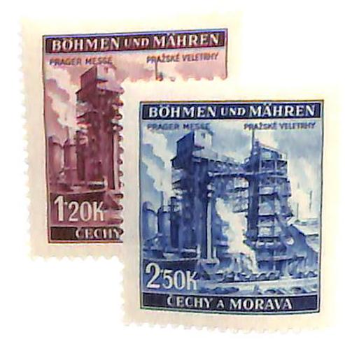 1941 Bohemia & Moravia
