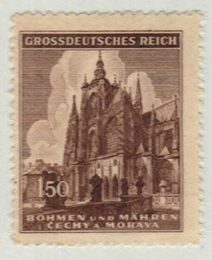 1944 Bohemia & Moravia